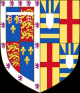 Coat of Arms for Anne de Mortimer, Countess of Cambridge (27 December 1390-c. 21 September 1411)